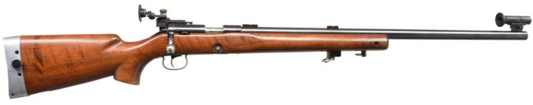 WINCHESTER 52C BOLT ACTION TARGET RIFLE.