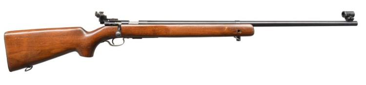 WINCHESTER 75 TARGET BOLT ACTION RIFLE.