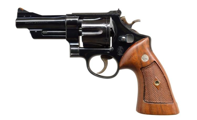 SMITH & WESSON 44 HAND EJECTOR 4TH MODEL TARGET DA