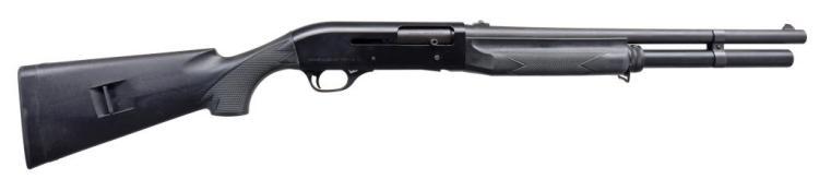 HECKLER & KOCH BENELLI M-1 SUPER 90 AUTO SHOTGUN.