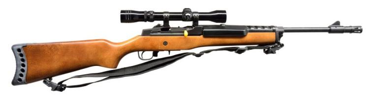 RUGER MINI-30 RIFLE.