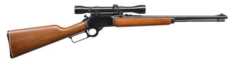 MARLIN 1894M LEVER ACTION RIFLE.