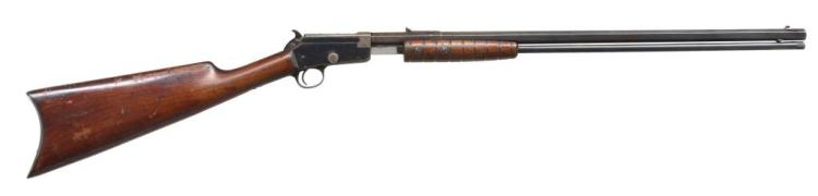 MARLIN MODEL 20-A SERIAL NUMBER 4 PUMP RIFLE