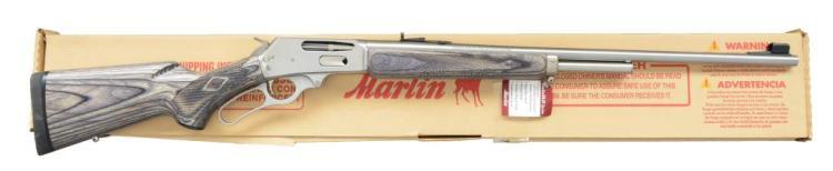 MARLIN MODEL 308 XLR LEVER ACTION RIFLE.