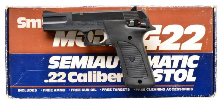 SMITH & WESSON PROMOTIONAL MODEL 422 FIELD SEMI