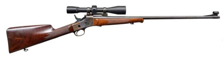 REMINGTON CUSTOM 1902 ROLLING BLOCK SINGLE SHOT