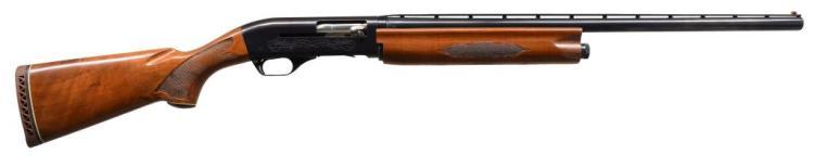 ITHACA MODEL 51 FEATHERLIGHT SEMI AUTO SHOTGUN.