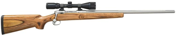 SAVAGE MODEL 12 BOLT ACTION RIFLE.