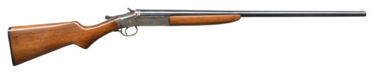 IVER JOHNSON CHAMPION SINGLE SHOTGUN.