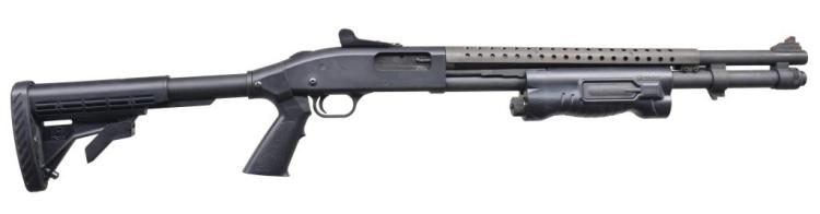 MOSSBERG 590 PUMP SHOTGUN.
