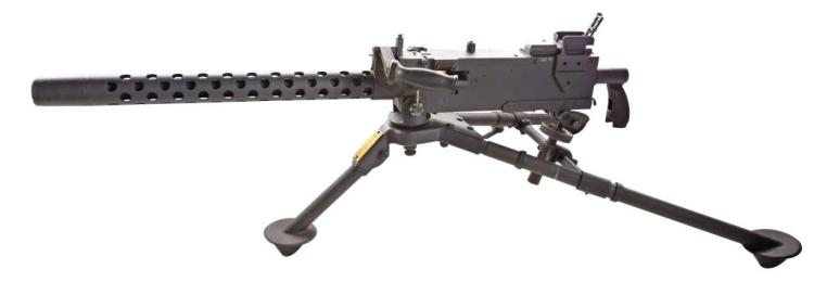 SEMI AUTO VERSION OF BROWNING M1919A4 MACHINE GUN.