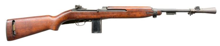 IBM M1 SEMI AUTO CARBINE.