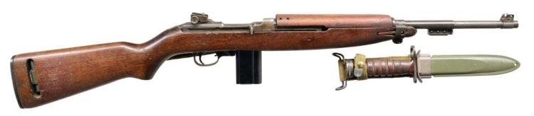 NATIONAL POSTAL METER M1 SEMI AUTO CARBINE.