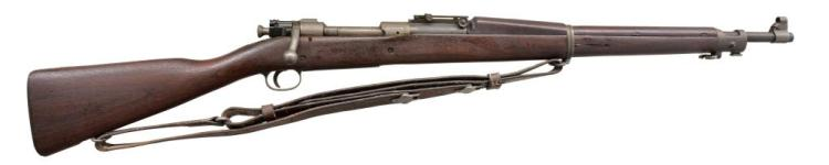 SPRINGFIELD MODEL 1903 U.S. BOLT ACTION RIFLE.