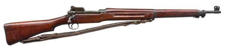 WINCHESTER 1917 ENFIELD U.S. BOLT ACTION RIFLE.