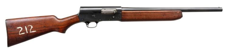 REMINGTON 11 SPORTSMAN U.S. MARKED SEMI AUTO