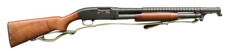 WINCHESTER MODEL 12 ASSEMBLED TRENCH STYLE PUMP