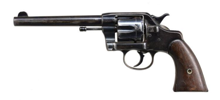 COLT MODEL 1895 CIVILIAN REVOLVER.
