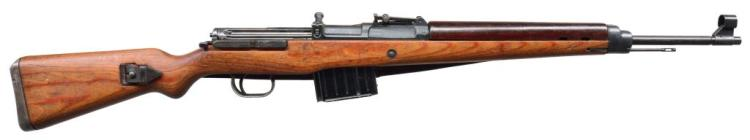 DUV G43 BOLT ACTION RIFLE.