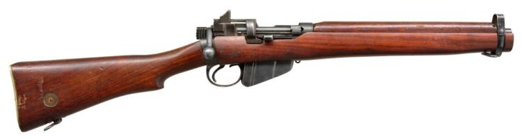 ENFIELD ARSENAL MODIFIED SMLE MK V BOLT ACTION
