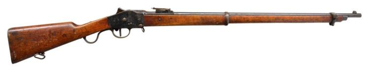 STEYR MODEL 1885 GUEDES BOER WAR SINGLE SHOT