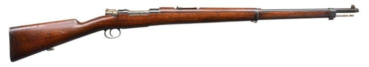 LOEWE CHILEAN MODEL 1895 BOLT ACTION RIFLE.