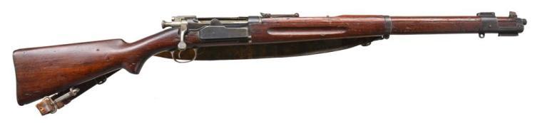 KRAG JORGENSEN NORWEGIAN MODEL 1912 BOLT ACTION