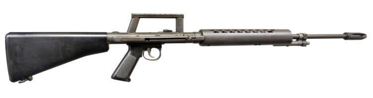 FORT ELLIS EXPERIMENTAL XR86 SEMI AUTO RIFLE.