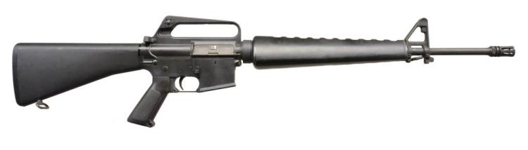COLT SP1 AR-15 SEMI AUTO RIFLE.