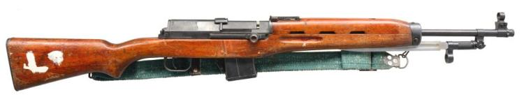 EGYPTIAN RASHEED SEMI AUTO RIFLE.