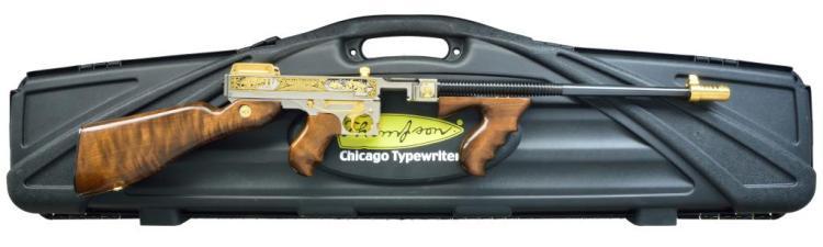 THOMPSON CHICAGO TYPEWRITER / NATIONAL PROHIBITION