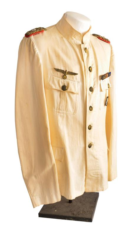 WWII GERMAN SUMMER DRESS TUNIC.