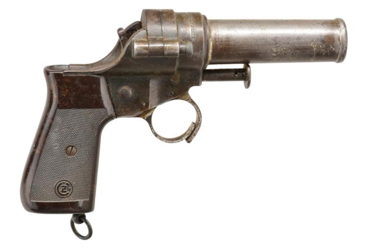 CZ VZ30 FLARE GUN.