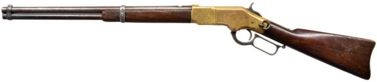 WINCHESTER 1866 FOURTH MODEL LEVER ACTION SRC.