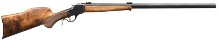 WINCHESTER 1885 HI WALL CUSTOM SINGLE SHOT RIFLE.