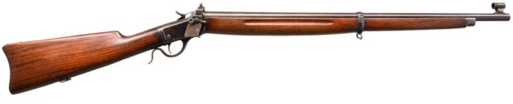WINCHESTER 1885 LOW WALL WINDER MUSKET.