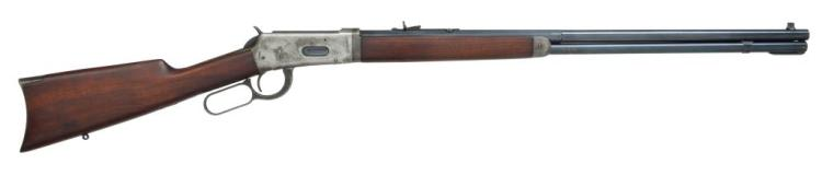WINCHESTER 94 TAKEDOWN LEVER ACTION RIFLE.