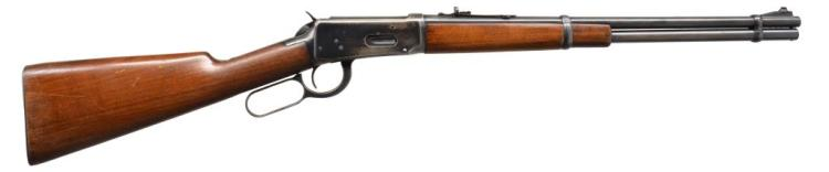 WINCHESTER PRE 64 MODEL 94 LEVER ACTION CARBINE.