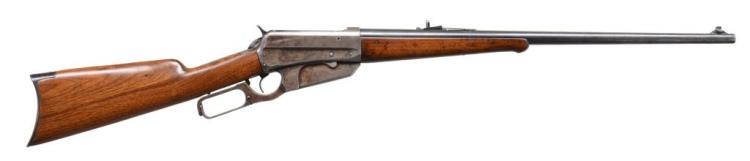 WINCHESTER MODEL 95 LEVER ACTION RIFLE.