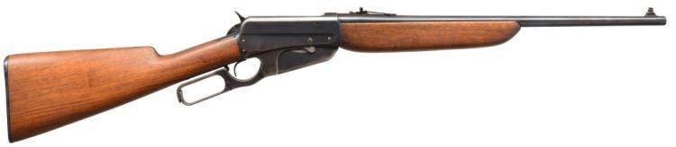 WINCHESTER 1895 LEVER ACTION CARBINE.