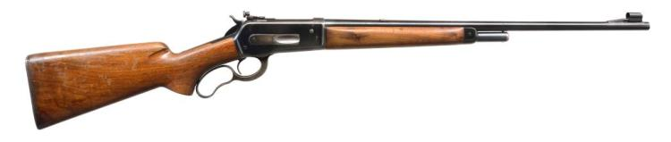 WINCHESTER 71 LEVER ACTION RIFLE.