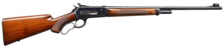 WINCHESTER 71 DELUXE LEVER ACTION RIFLE.