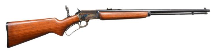 MARLIN 39-A LEVER ACTION RIFLE.