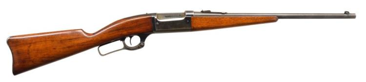 SAVAGE 99-H LEVER ACTION CARBINE.