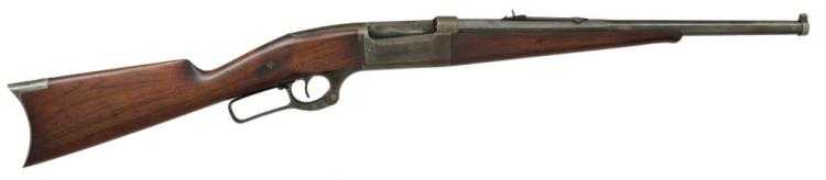 SAVAGE 1899 LEVER ACTION RIFLE.