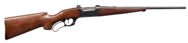 SAVAGE 99F LEVER ACTION RIFLE.