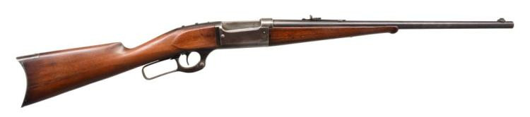 SAVAGE 1899A LEVER ACTION SHORT RIFLE.