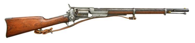 COLT 1855 REVOLVING CARBINE.