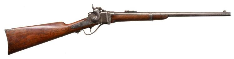 SHARPS NEW MODEL 1863 CARTRIDGE CONVERSION