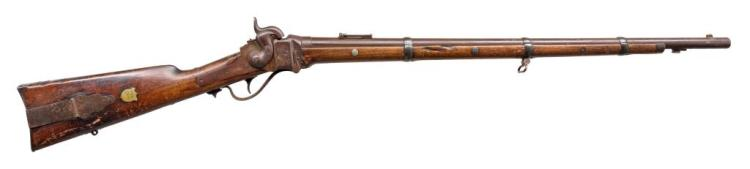 SHARPS NEW MODEL 1859 MILITARY RIFLE.